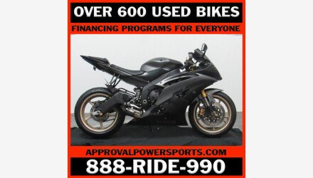 2014 Yamaha YZF-R6 for sale 201054626