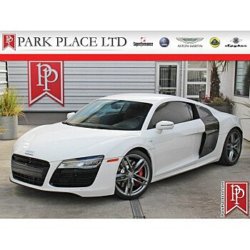 2015 Audi R8 V10 Coupe for sale 101222022