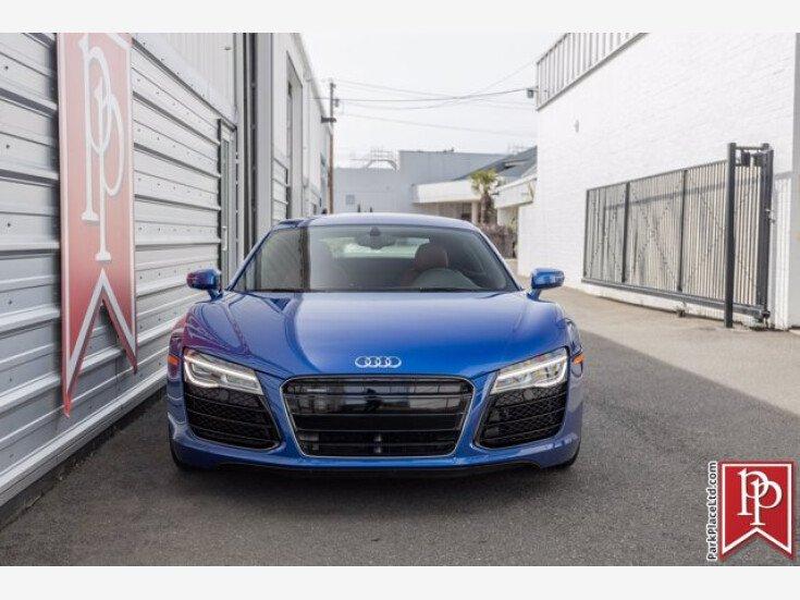 2015 Audi R8 for sale 101494765