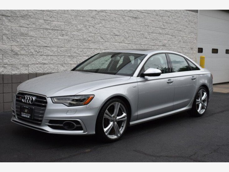 2015 Audi S6 for sale 101558304