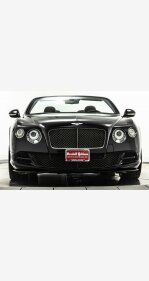 2015 Bentley Continental for sale 101112468