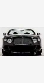 2015 Bentley Continental for sale 101144191