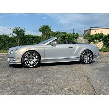 2015 Bentley Continental GTC Speed Convertible for sale 101191818