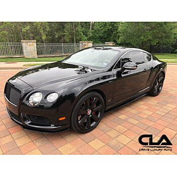 2015 Bentley Continental GT V8 S Coupe for sale 101506754