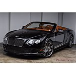 2015 Bentley Continental GTC Speed Convertible for sale 101580004