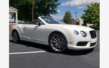 2015 Bentley Continental for sale 101597189
