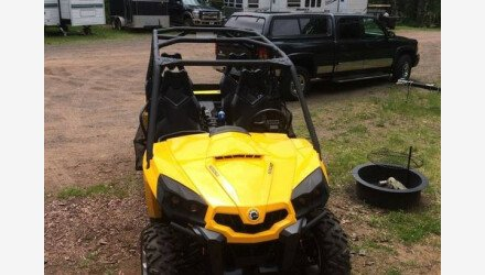 2015 Can-Am Commander MAX 1000 for sale 200669775