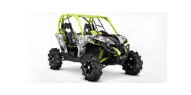 2015 Can-Am Maverick 800 1000 X mr DPS specifications