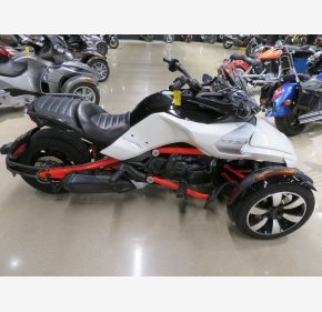 2015 Can-Am Spyder F3-S for sale 200650565