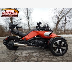 2015 Can-Am Spyder F3-S for sale 200699685