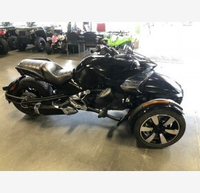 2015 Can-Am Spyder F3-S for sale 200708778