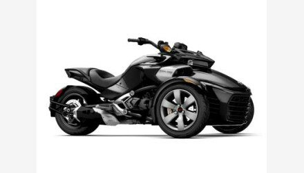 2015 Can-Am Spyder F3-S for sale 200716334