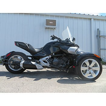 2015 Can-Am Spyder F3-S for sale 200791426