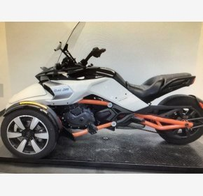 2015 Can-Am Spyder F3-S for sale 200852176