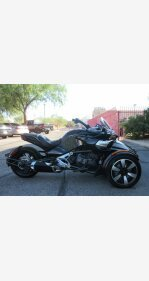 2015 Can-Am Spyder F3 for sale 200671431