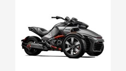 2015 Can-Am Spyder F3 for sale 200817516