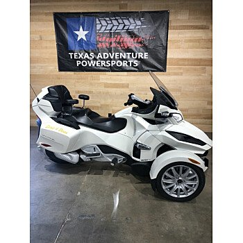 2015 Can-Am Spyder RT for sale 200800275