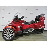 2015 Can-Am Spyder RT for sale 201077101