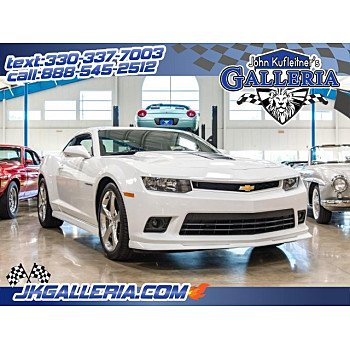 2015 Chevrolet Camaro SS Coupe for sale 101036131
