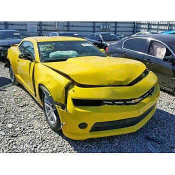 2015 Chevrolet Camaro LS Coupe for sale 101114151