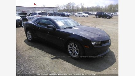 2015 Chevrolet Camaro LS Coupe for sale 101015099