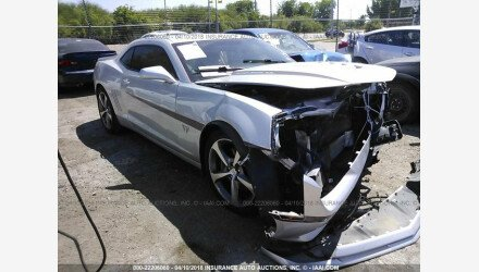 2015 Chevrolet Camaro SS Coupe for sale 101015145
