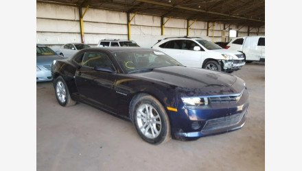 2015 Chevrolet Camaro LS Coupe for sale 101064752