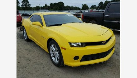 2015 Chevrolet Camaro LS Coupe for sale 101066148