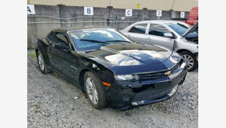 2015 Chevrolet Camaro LS Coupe for sale 101067908