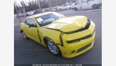 2015 Chevrolet Camaro LS Coupe for sale 101107654