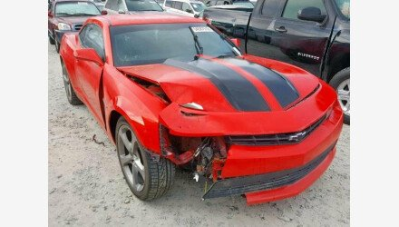 2015 Chevrolet Camaro LT Coupe for sale 101109312