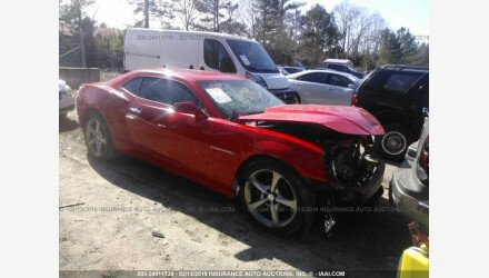 2015 Chevrolet Camaro LS Coupe for sale 101110570