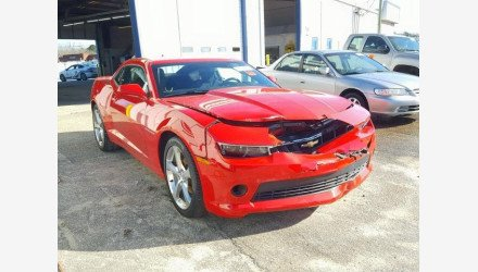 2015 Chevrolet Camaro LT Coupe for sale 101110821