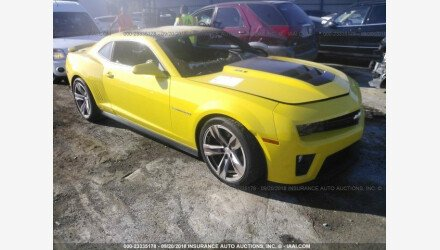 2015 Chevrolet Camaro ZL1 Coupe for sale 101111208