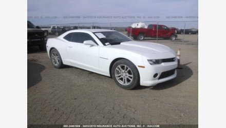 2015 Chevrolet Camaro LS Coupe for sale 101119670