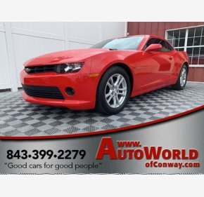 2015 Chevrolet Camaro LT Coupe for sale 101122424