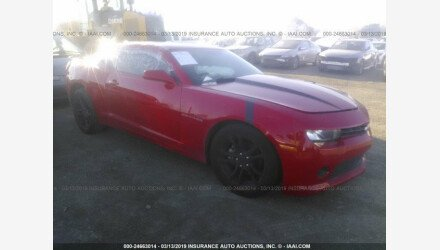2015 Chevrolet Camaro LT Coupe for sale 101126526