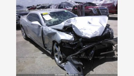 2015 Chevrolet Camaro LT Coupe for sale 101181110