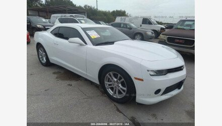 2015 Chevrolet Camaro LT Coupe for sale 101200806