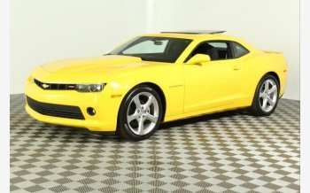 2015 Chevrolet Camaro LT Coupe for sale 101201143