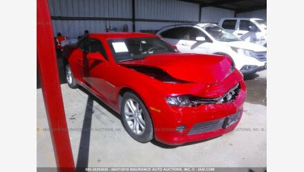2015 Chevrolet Camaro LS Coupe for sale 101204367