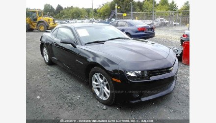 2015 Chevrolet Camaro LS Coupe for sale 101207554