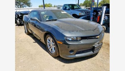 2015 Chevrolet Camaro LS Coupe for sale 101210441