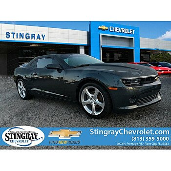 2015 Chevrolet Camaro LT Coupe for sale 101213053