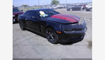 2015 Chevrolet Camaro LT Coupe for sale 101216704