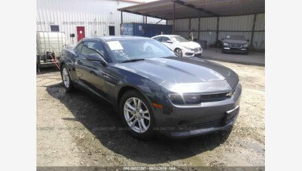 2015 Chevrolet Camaro LT Coupe for sale 101220790