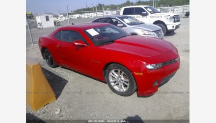 2015 Chevrolet Camaro LS Coupe for sale 101220844