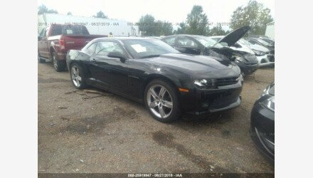 2015 Chevrolet Camaro LT Coupe for sale 101220995