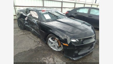 2015 Chevrolet Camaro LS Coupe for sale 101221517