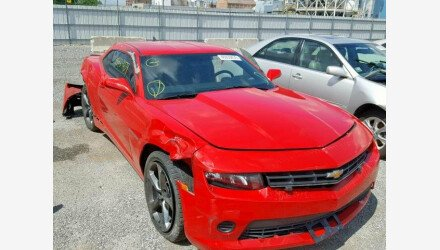 2015 Chevrolet Camaro LS Coupe for sale 101223060